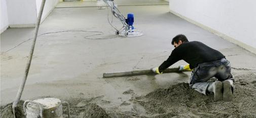 The new fast-hardening cement MC-Floor TurboCem is charac-terised by very good workability, low material consumption levels, high early and final strengths, low shrinkage and minimal stress development.