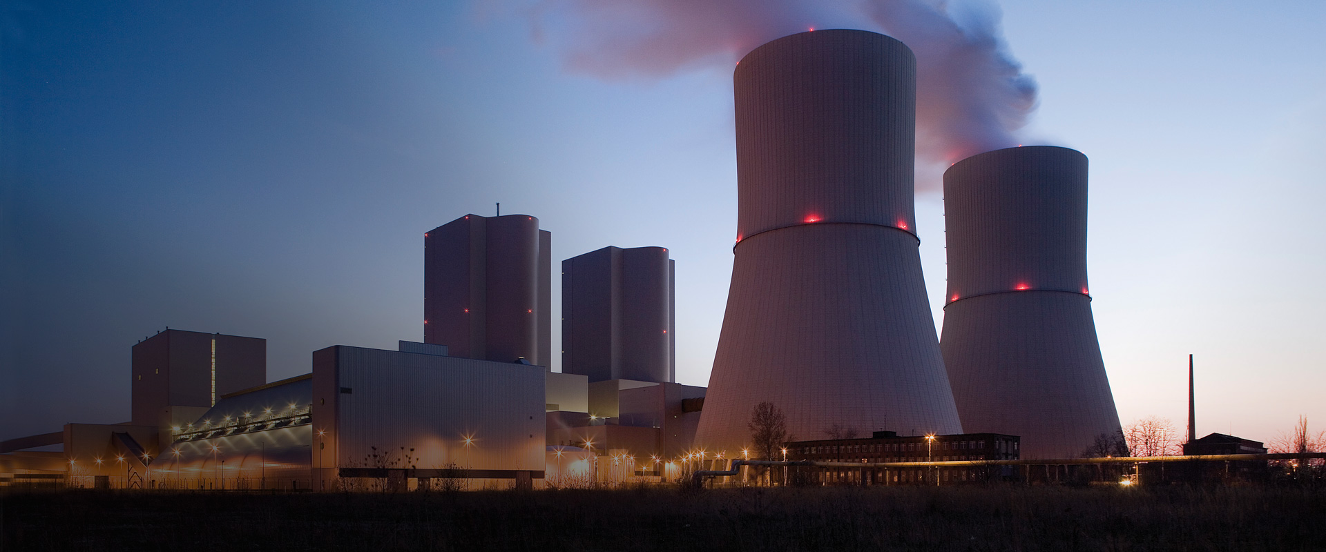 Comprehensive product portfolio and solutions of MC for thermal power plants