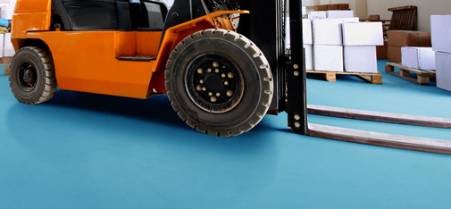 Offering very high mechanical resilience and particularly good chemical resistance, MC-Estrifan Color Protect Pro – the premium member of the MC-Estrifan Color product family – is the ideal coating for industrial floors.