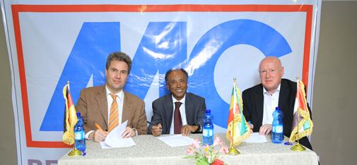 MC-Bauchemie acquires majority of a company in Ethiopia