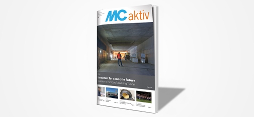 MC aktiv 3/2018 has been published