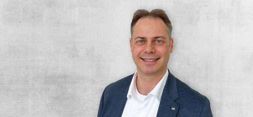 Andreas Over (43) has been appointed Sales Manager for the ombran division of MC-Bauchemie Müller GmbH & Co. KG in Germany.
